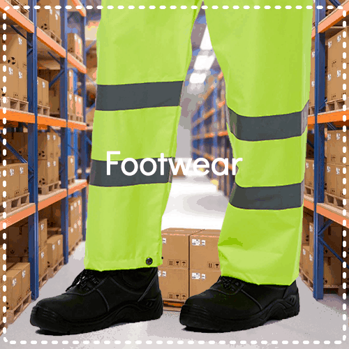 workwear footwear