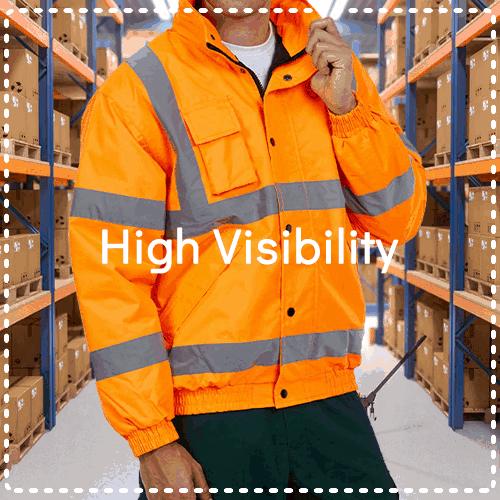workwear hi visibility
