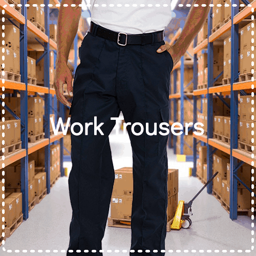 workwear work trouser