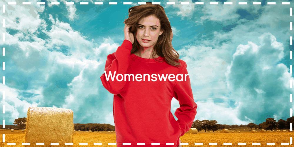 workwear womenswear