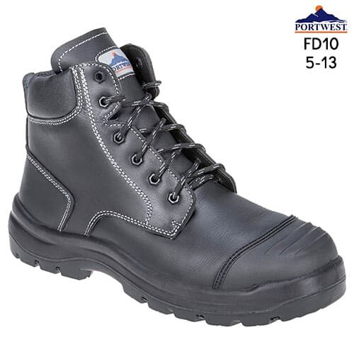 steel toe cap