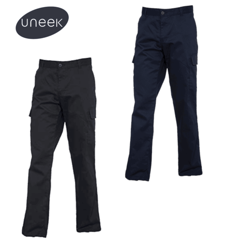 ladies cargo work trouser