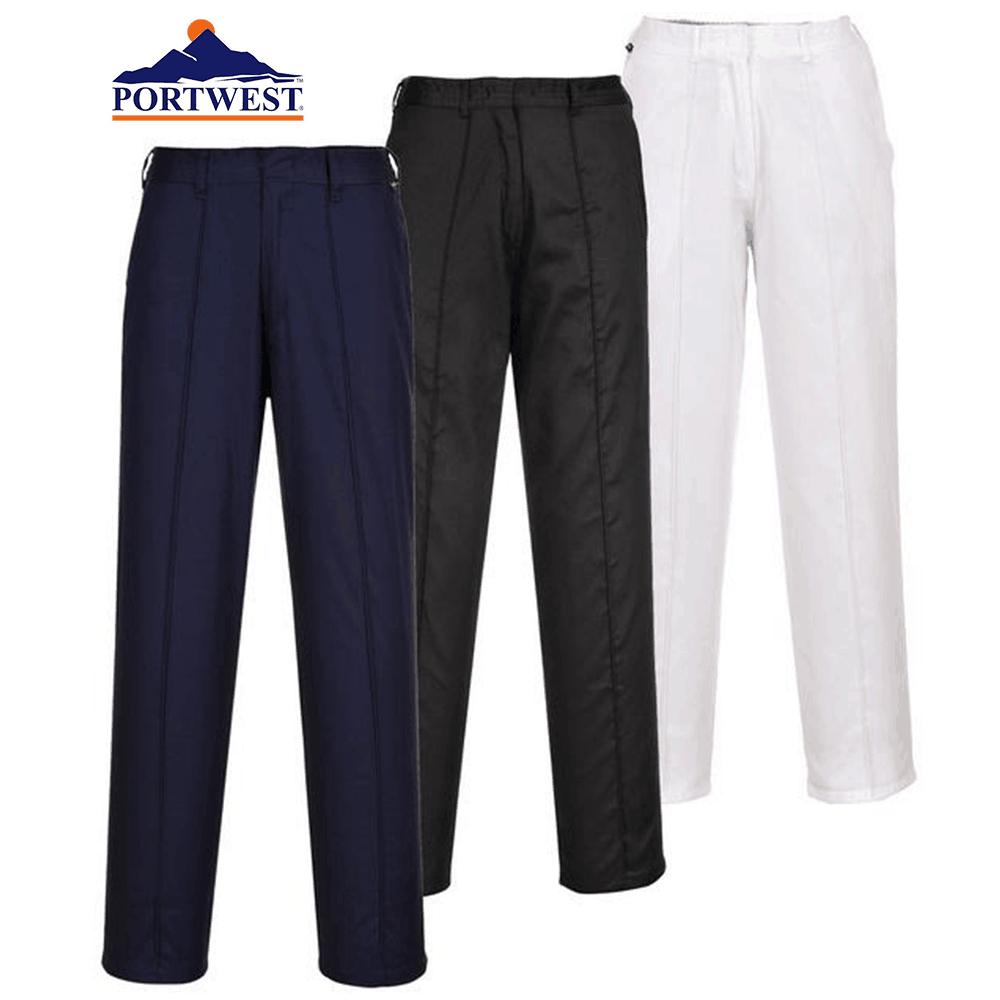 ladies elasticated trouser