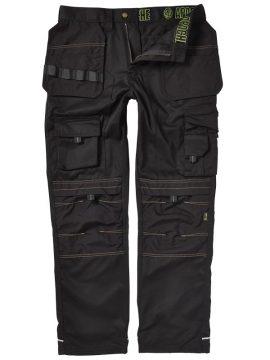 Apache Knee Pad Holster Trouser Black
