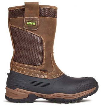 Apache Traction Waterproof Rigger Boot