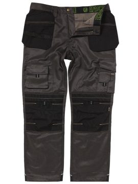 Apache Twill Knee Pad Holster Trousers