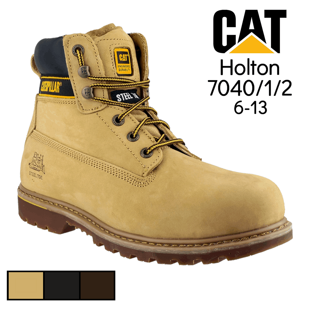 d99da5800da Caterpillar | Safety Footwear | WorkStuff UK