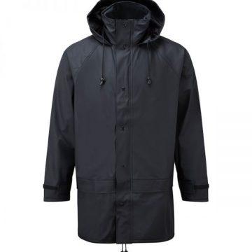 Castle Fortex Flex Waterproof Jacket Navy
