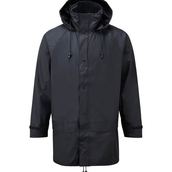 Castle Fortex Flex Waterproof Jacket Navy