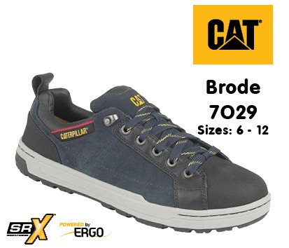 Caterpillar Brode Navy S1P Safety Trainer