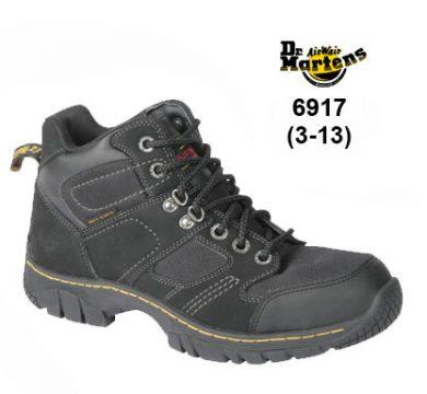 DR Martens Black Benham ST Safety Boot