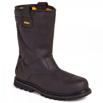 DeWALT Brown SBP Rigger Safety Work Boot