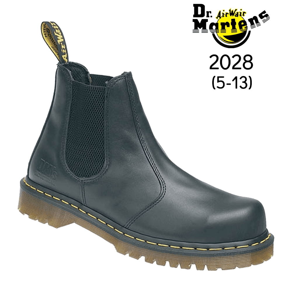 0ce0c2de47b Dr Martens Icon Dealer SB Safety Boot