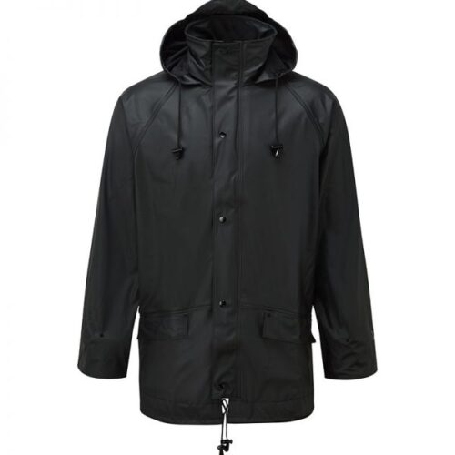 Fortex Air Flex Waterproof Jacket Black