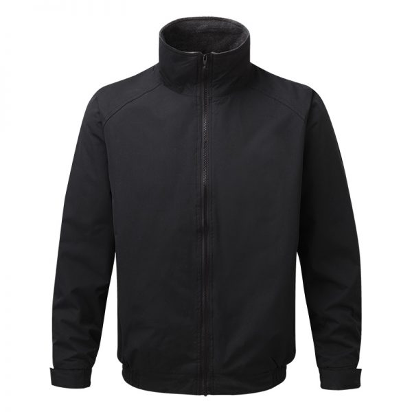 Fortress Harris Jacket Black
