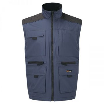 Lincoln Bodywarmer Navy