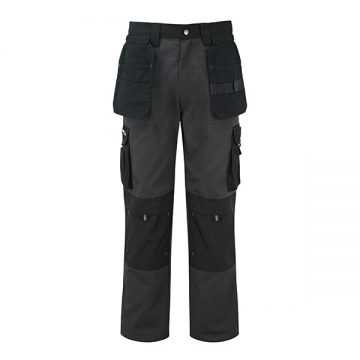 Extreme Work Trouser Black
