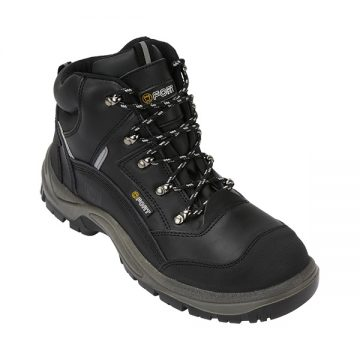 Knox Safety Ankle Boot Black