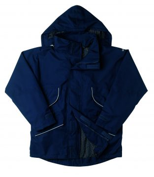 Stena Gore-Tex Waterproof Breathable Shell Jacket