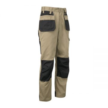 TuffStuff Excel Work Trouser Stone