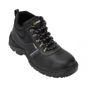 Workforce Safety Boot Black