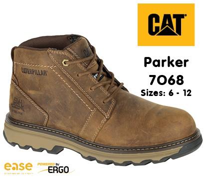 Caterpillar Parker Safety Boot