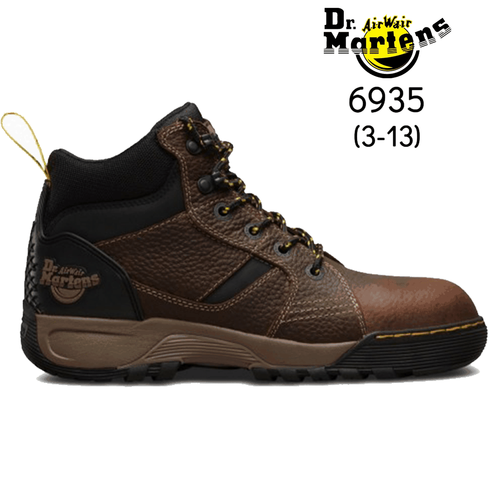 9c8fd13f096 Dr Martens Grapple SB Safety Boot