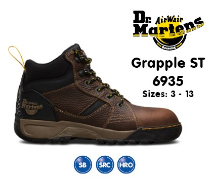 Dr Martens Grapple Safety Boot