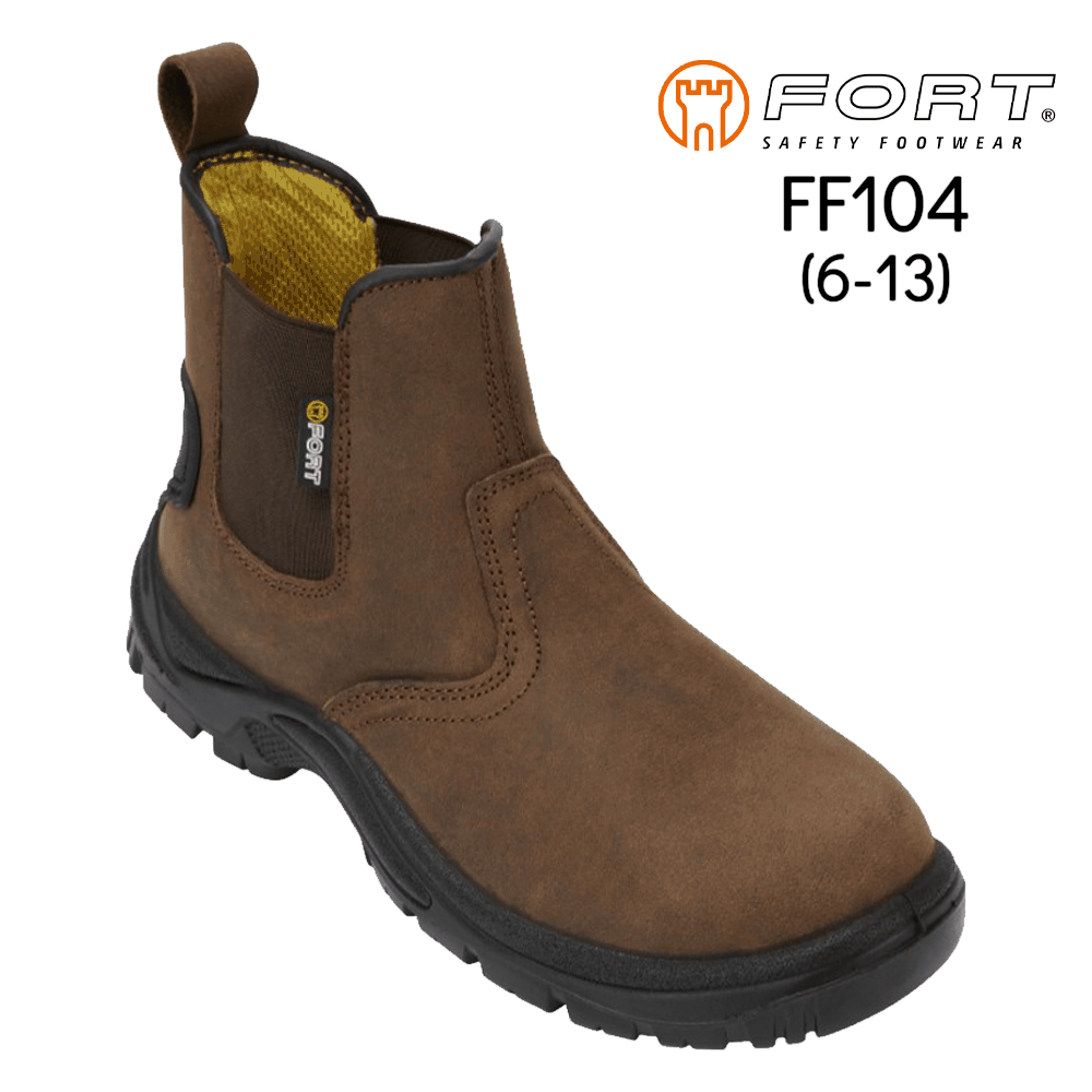 Fort FF104 Brown