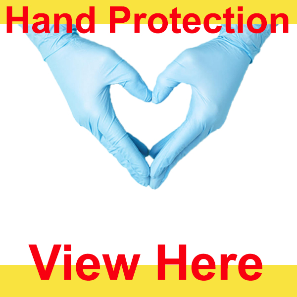 Hand Protection Button
