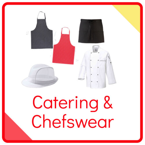 Back to Workwear Industries - Catering