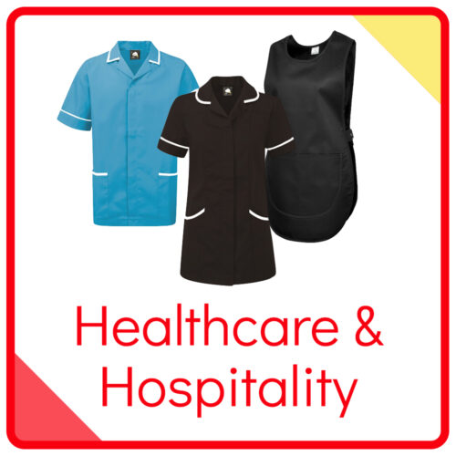 Back to Workwear Industries - Healthcare