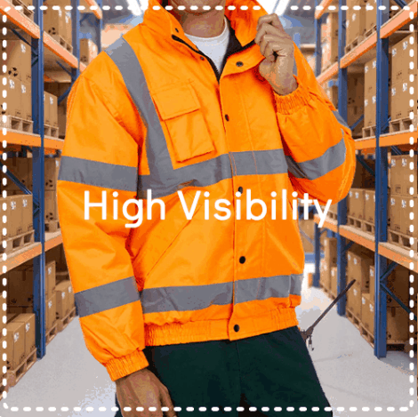high visibility workweart